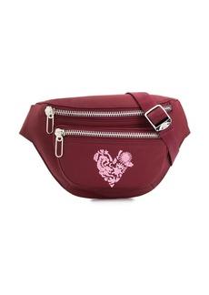 Kenzo embroidered heart belt bag