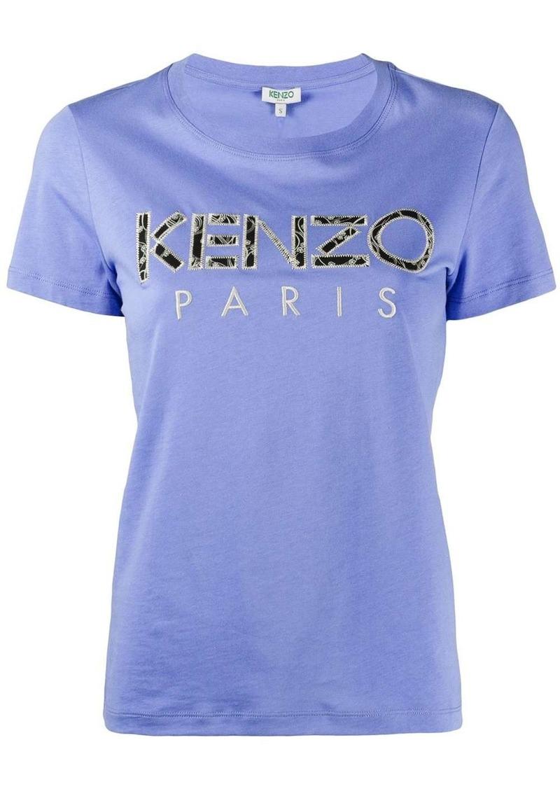 Kenzo embroidered logo T-shirt