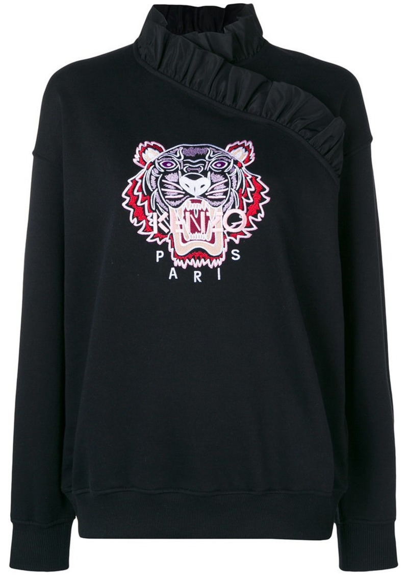 40c7357cb0 Kenzo embroidered Tiger jumper | Sweaters