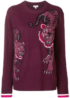 Kenzo Double tiger sweater
