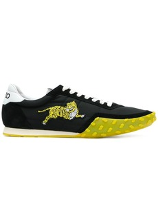 Kenzo embroidered tiger sneakers