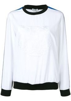 Kenzo embroidered tiger top