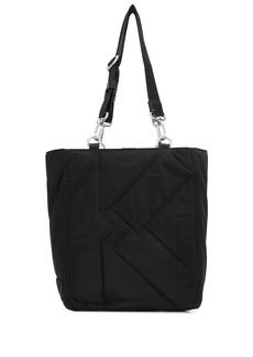 Kenzo embroidered tote bag