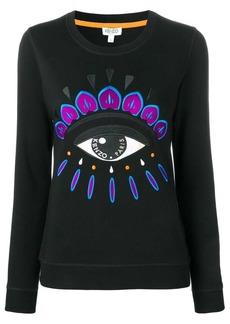 Kenzo Evil Eye embroidered sweatshirt
