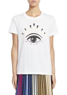Kenzo Eye Graphic Cotton Tee