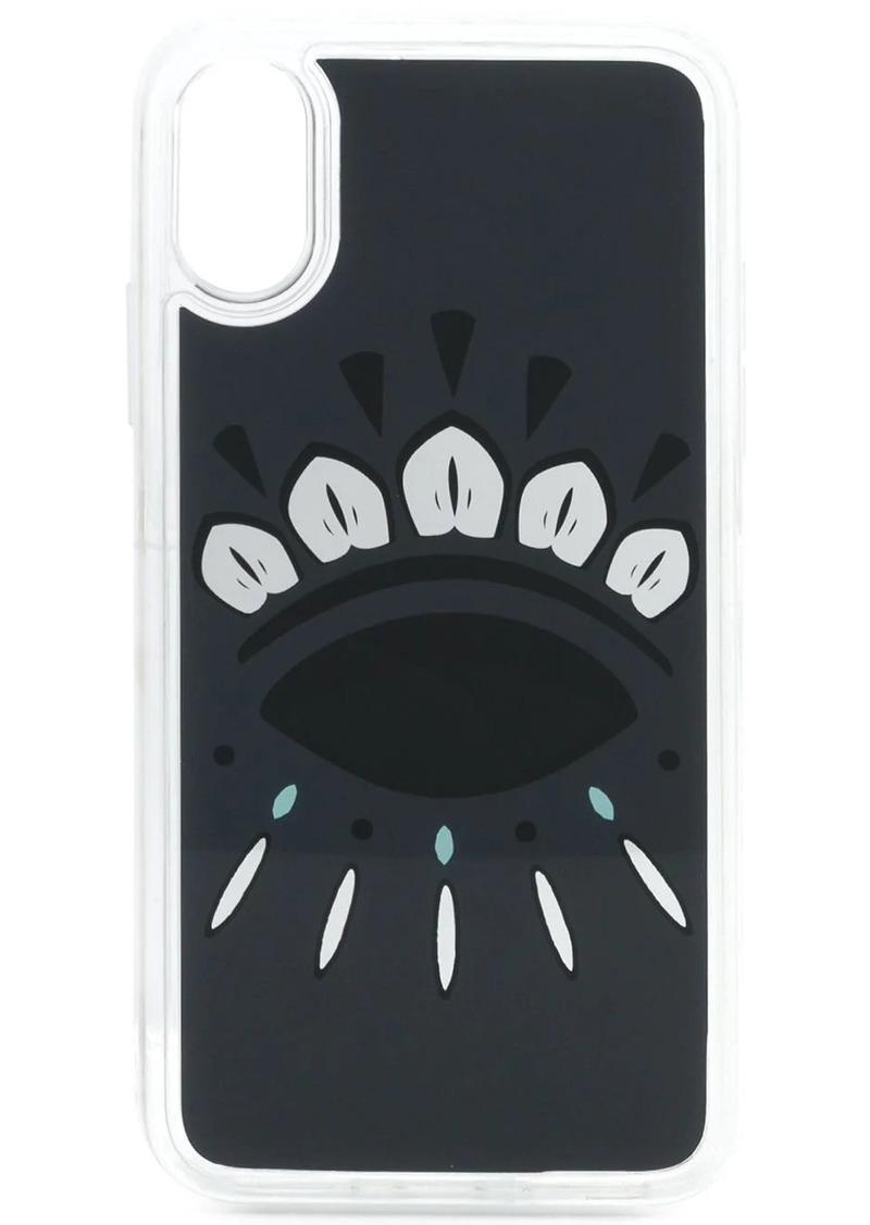Kenzo eye logo i-phone x/xs case