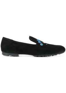 Kenzo eye logo slippers