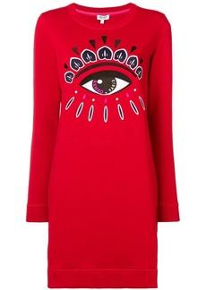 Kenzo Eye motif dress
