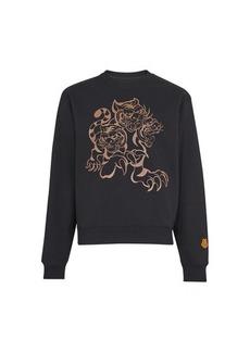 Kenzo Fancy pattern sweatshirt