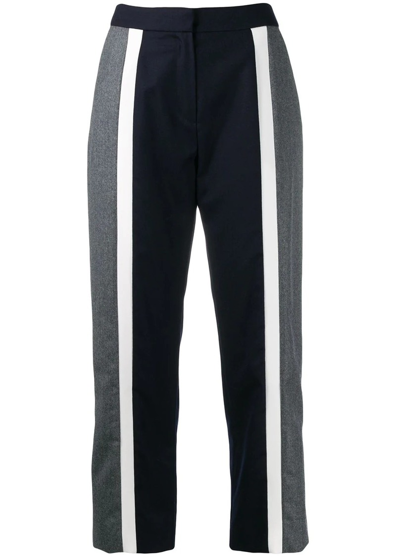 Kenzo flared cropped trousers