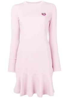 Kenzo flared jersey dress