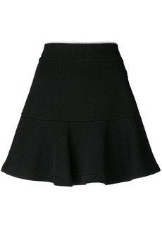 Kenzo flared mini skirt
