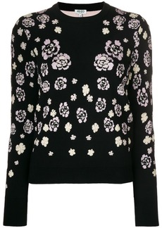 Kenzo floral fitted sweater