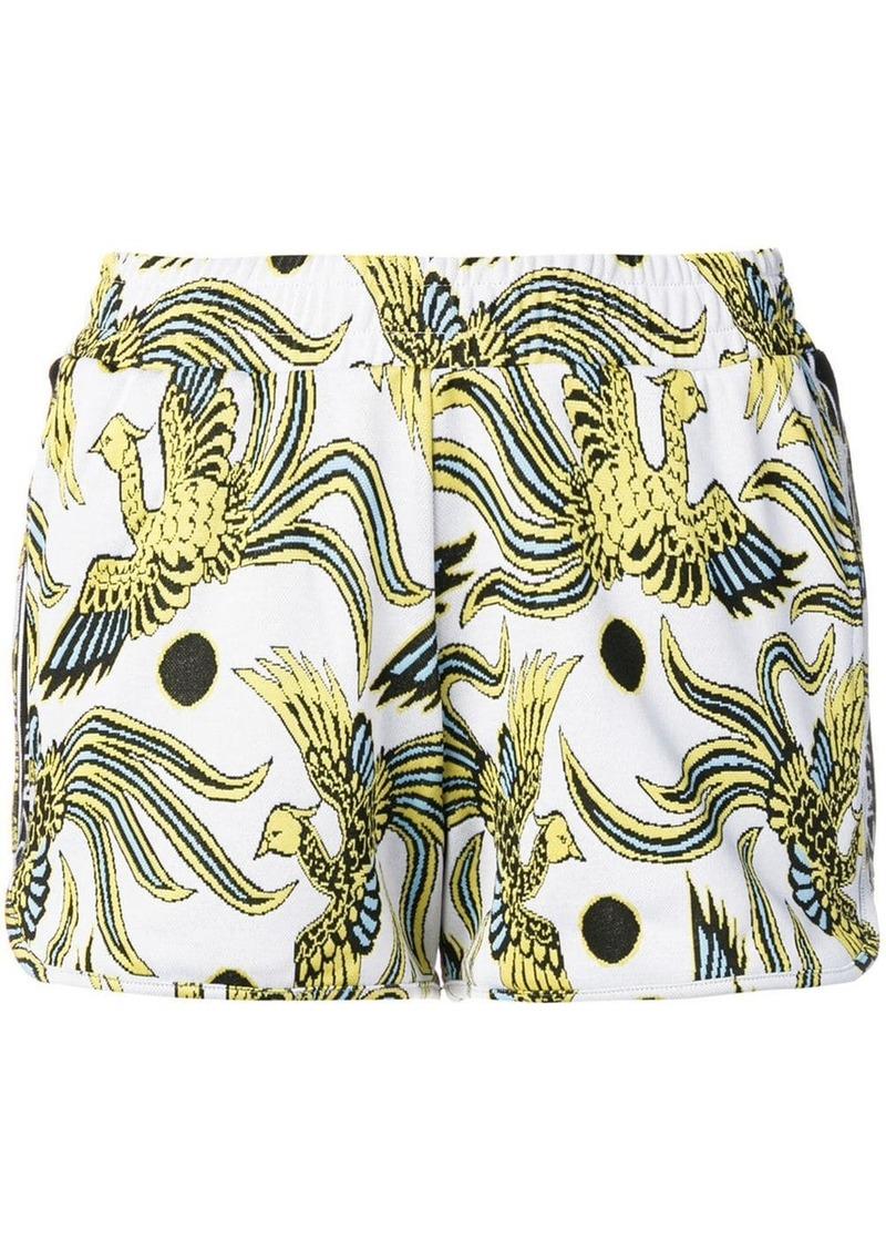 Kenzo Flying Phoenix shorts