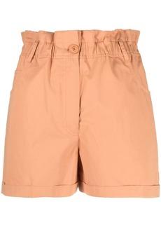 Kenzo gathered waist shorts