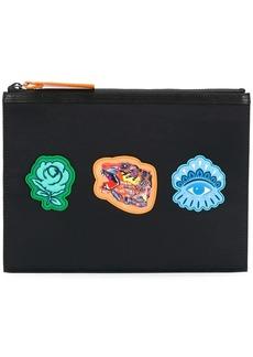 Kenzo Go Tigers Capsule clutch bag