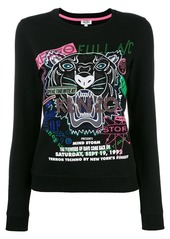 Kenzo graphic print sweatshirt