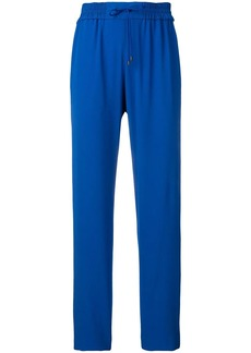 Kenzo high rise tapered trousers