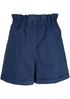 Kenzo high-waist elasticated shorts