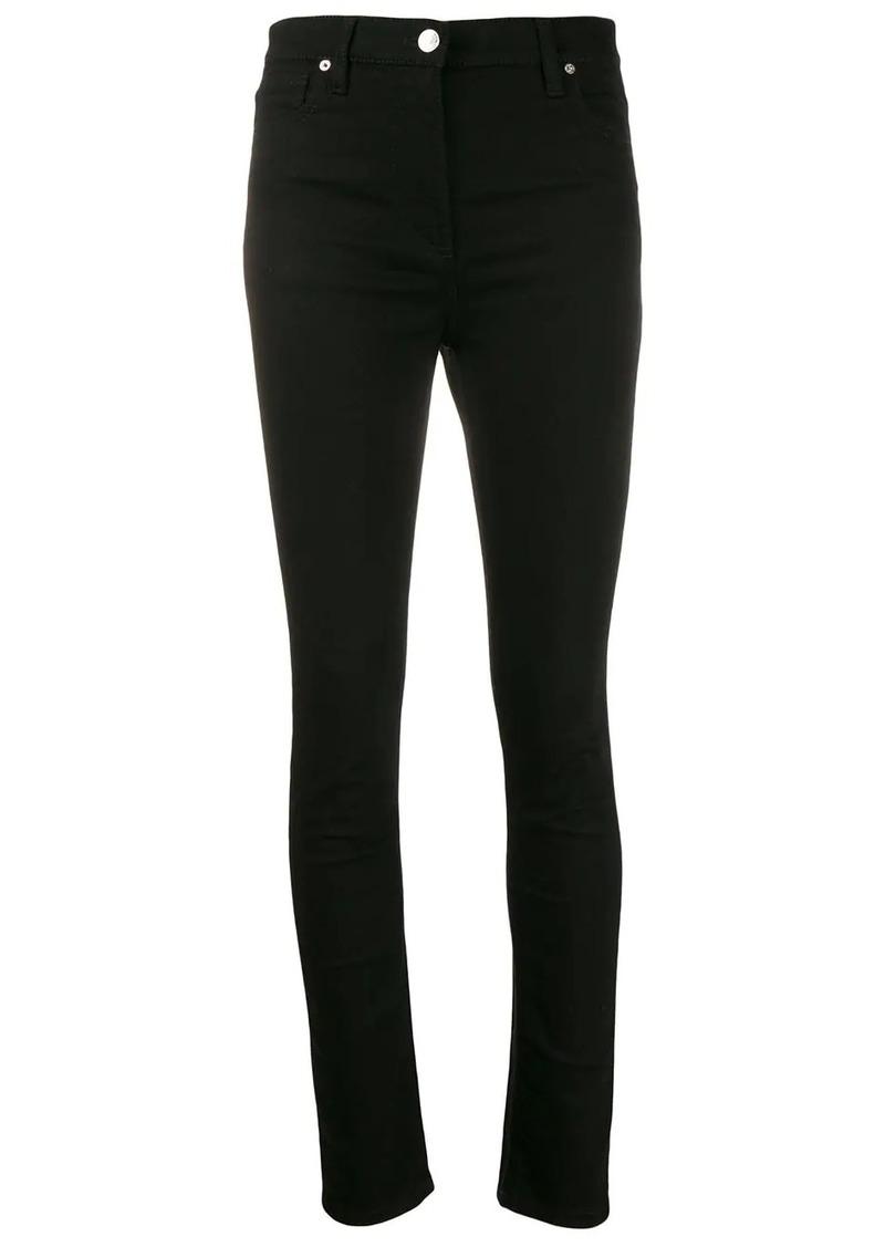 Kenzo high-waist skinny jeans