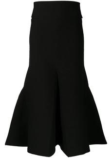 Kenzo high-waisted flared skirt