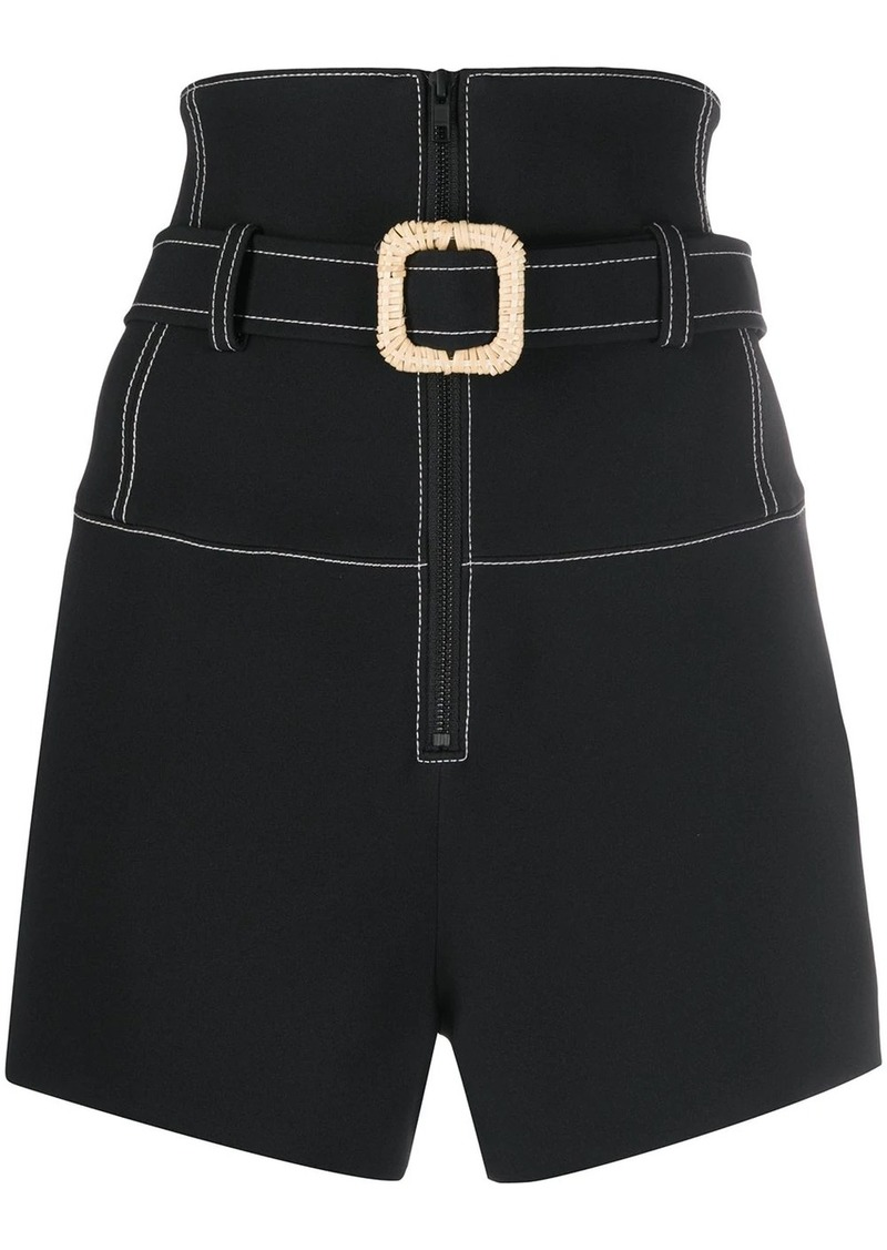 Kenzo high-waisted shorts