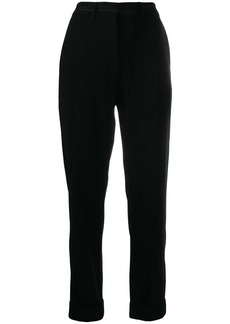 Kenzo high waisted tailored trousers
