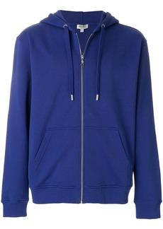 Kenzo hooded logo jacket
