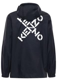 Kenzo Hooded Nylon Windbreaker