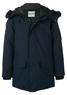 Kenzo hooded padded coat