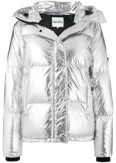 Kenzo hooded padded jacket