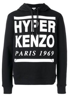 Hyper Kenzo hoodie