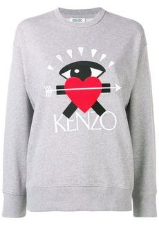 I Love Kenzo capsule sweatshirt