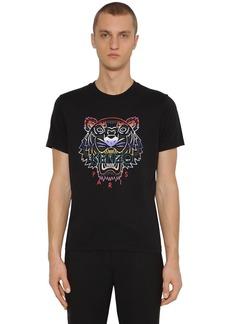 Kenzo Icon Printed Cotton Jersey T-shirt