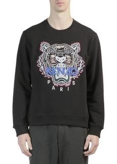 Kenzo Iconic Tiger Crewneck Cotton Sweatshirt