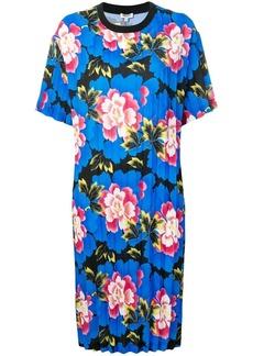 Kenzo Indonesian Flowers print dress