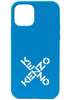 Kenzo iPhone 1 Pro logo-print phone case