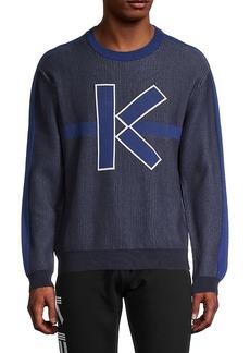 Kenzo K Knit Sweater