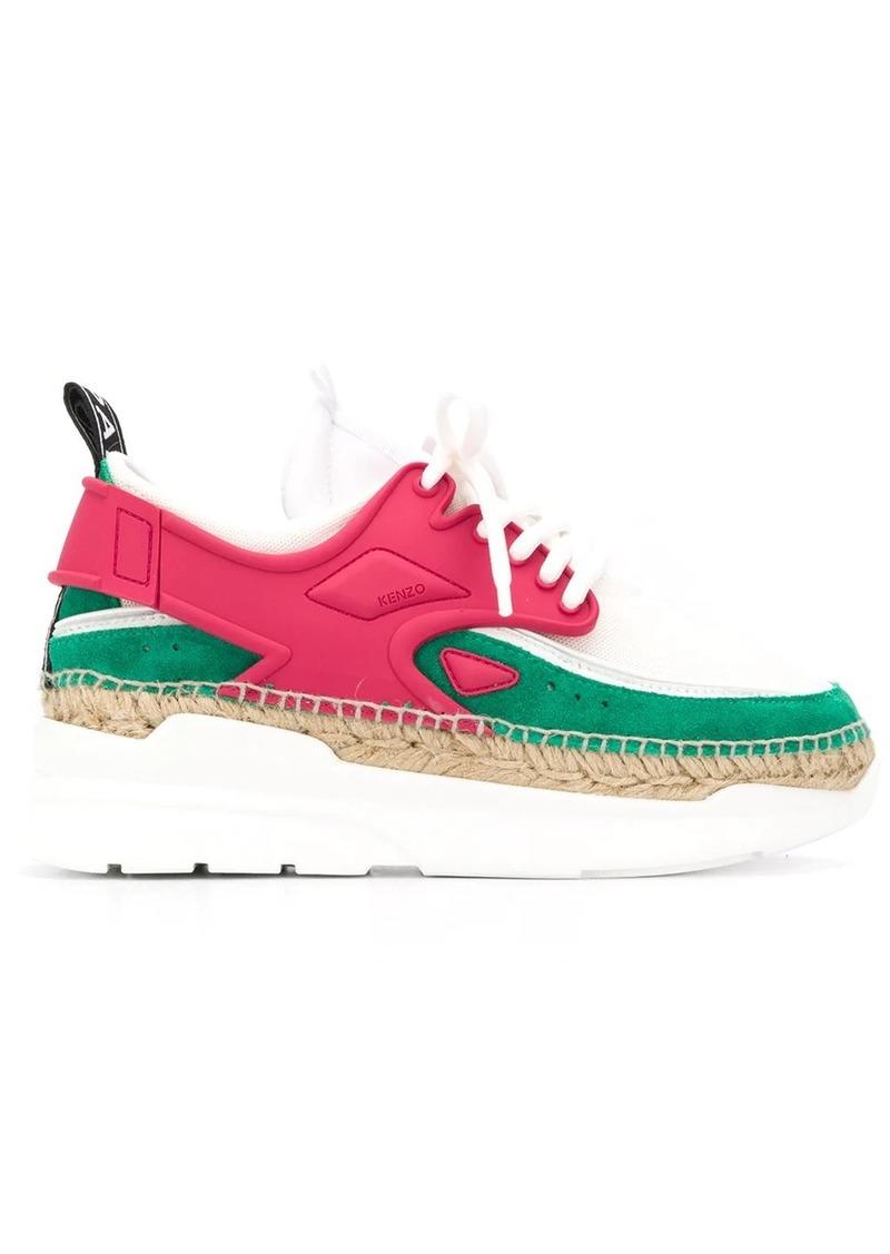 K-Lastic platform sneakers