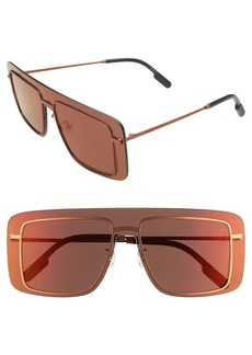 KENZO 149mm,Shield Sunglasses