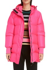 KENZO Belted Down Puffer Jacket