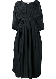 Kenzo caped dress