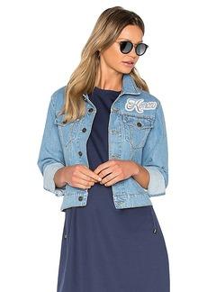 Kenzo Denim Jacket. - size L (also in S,XS)