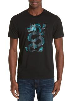 KENZO Dragon Graphic T-Shirt