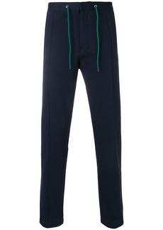 Kenzo drawstring joggers - Blue