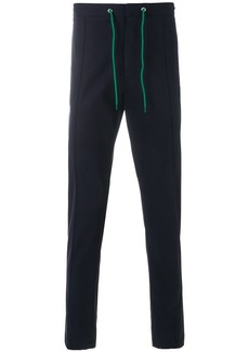 Kenzo drawstring tailored trousers - Blue