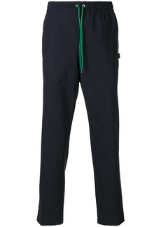 Kenzo drawstring track pants - Blue