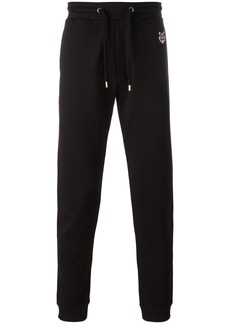 Kenzo drawstring waist joggers - Black