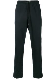 Kenzo drawstring waist trousers - Black