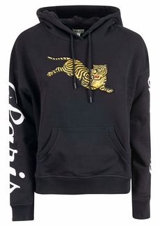 Kenzo Embroidered Tiger Hoodie